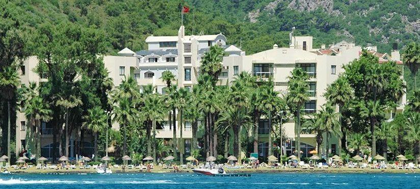 Ideal Prime Beach 5*, Турция