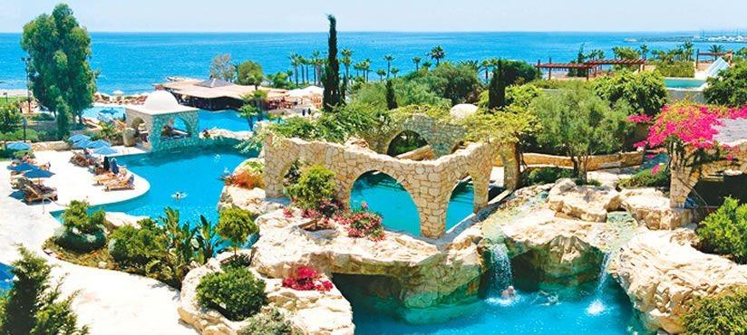 Le Meridien 5*, Кипр