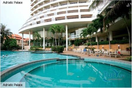 Adriatic Palace Pattaya 4* от 1075 $