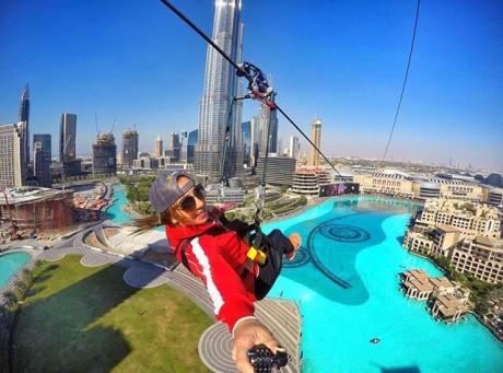 Приключения в Дубае