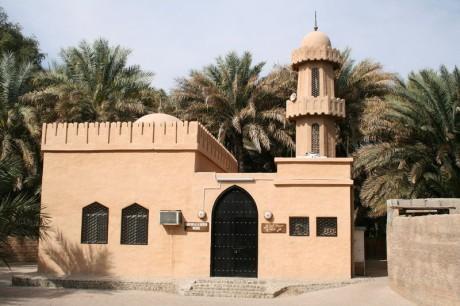 Аль Айн — оазис в пустыне
